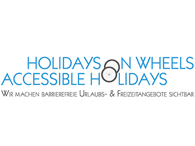 Logo - Holidays on Wheels