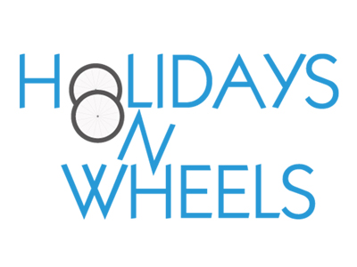 Logo Holidays on Wheels