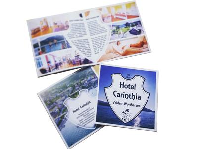 Folder Hotel Carinthia Velden
