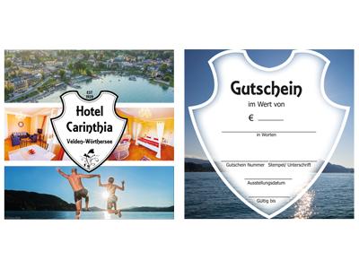 Gutschein Hotel Carintia