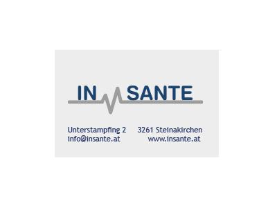 Visitenkarte - Insante