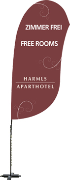 Beachflag Harmls Aparthotel